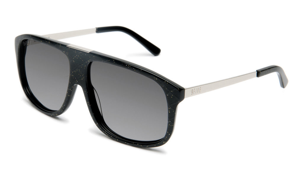 <!--2012061255-->9five Eyewear - 'Marauders: Black Snake' [(Black) Sunglasses & Eyewear]