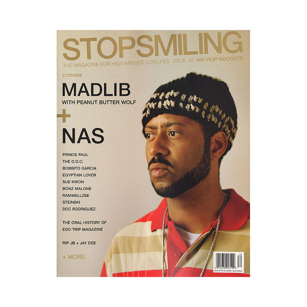 <!--020070508009526-->Stop Smiling - 'Issue 30' [Magazine]