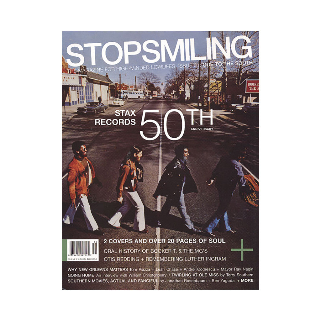 <!--019000101001023-->Stop Smiling - 'Issue 31' [Magazine]