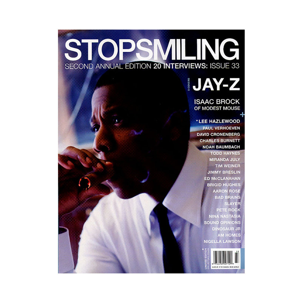 <!--020071211011292-->Stop Smiling - 'Issue 33' [Magazine]