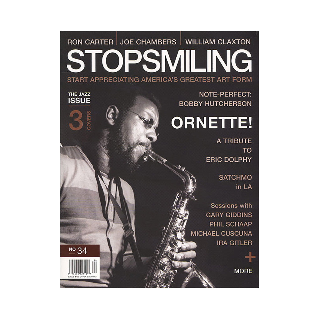 <!--020080304013103-->Stop Smiling - 'Issue 34' [Magazine]