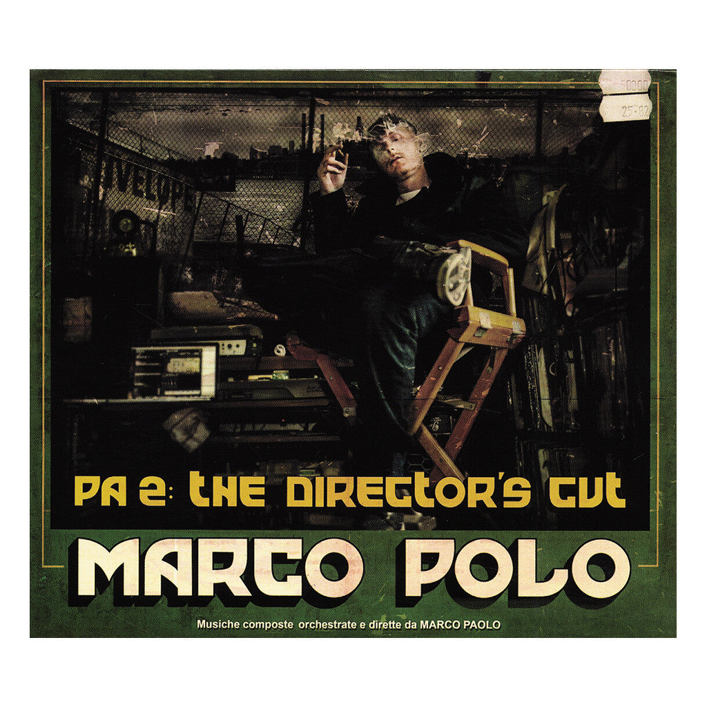 <!--120131112059967-->Marco Polo - 'PA 2: The Director's Cut (Port Authority 2)' [CD]