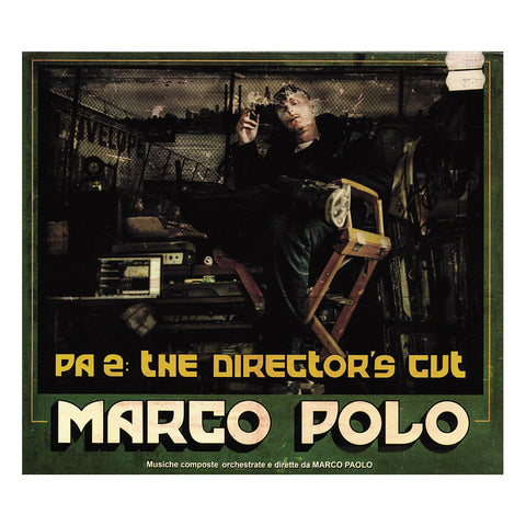 Marco Polo - 'PA 2: The Director's Cut (Port Authority 2)' [CD]