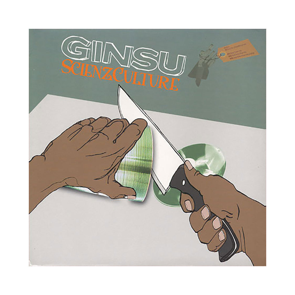 <!--2008022931-->Scienz Culture - 'Ginsu' [Streaming Audio]