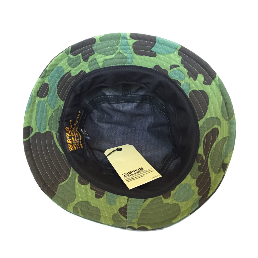 ecbdd7ed009 Ssur duck camo bucket hat buy image release date jpg 1024x1024 Duck bucket  hat