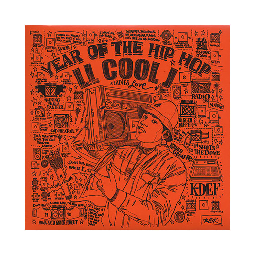 <!--2011122813-->LL Cool J - 'Year Of The Hip Hop (INSTRUMENTAL)' [Streaming Audio]