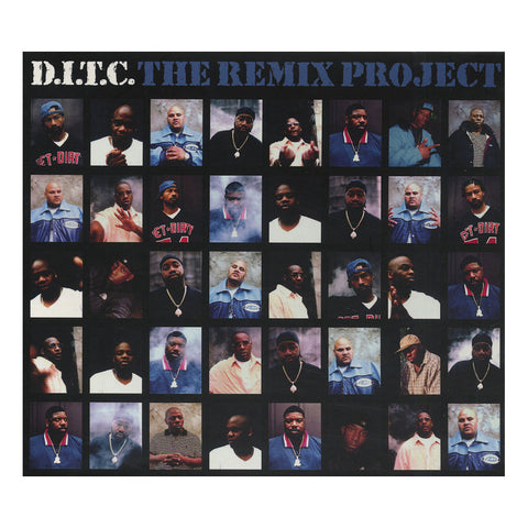 D.I.T.C. - 'The Remix Project' [CD]