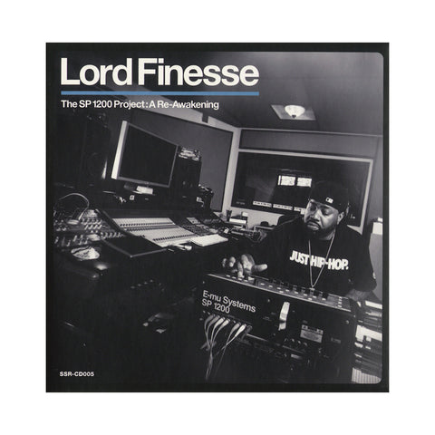"[""Lord Finesse - 'The SP1200 Project: A Re-Awakening (Expanded Edition)' [CD]""]"
