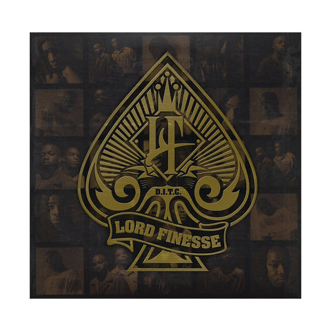Lord Finesse - 'The Remixes: A Midas Era Retrospective' [CD [2CD]]