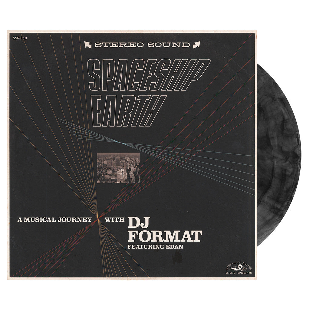 <!--2012041116-->DJ Format - 'Spaceship Earth' [Streaming Audio]