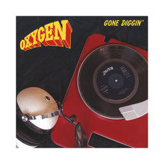 "<!--120121204050827-->Oxygen - 'Gone Diggin' (Diggin' By Law Remix)/ Gone Diggin'' [(Black) 10"" Vinyl Single]"