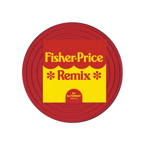 "[""Oxygen w/ DJ Format - 'Gone Diggin' (Fisher Price Remix)/ 33.3' [(Picture Disc) 5\"" Vinyl Single]""]"