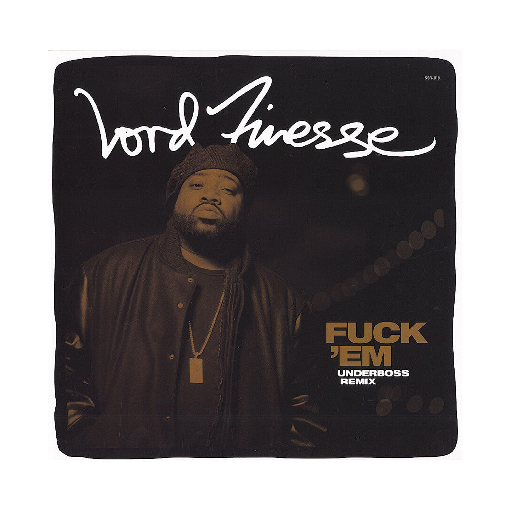 <!--2013100150-->Lord Finesse - 'Fuck 'Em (Underboss Remix) (INSTRUMENTAL)' [Streaming Audio]