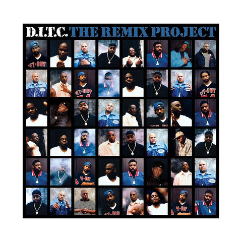 D.I.T.C. - 'The Remix Project' [(Black) Vinyl [2LP]]