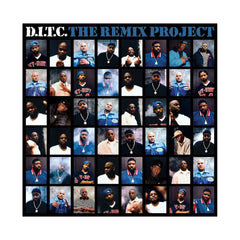 <!--020140722064315-->D.I.T.C. - 'The Remix Project' [(Black) Vinyl [2LP]]