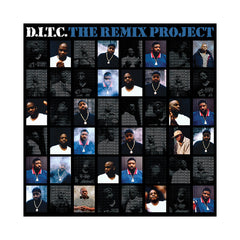 <!--2014072236-->D.I.T.C. - 'The Remix Project (Instrumentals)' [(Black) Vinyl LP]