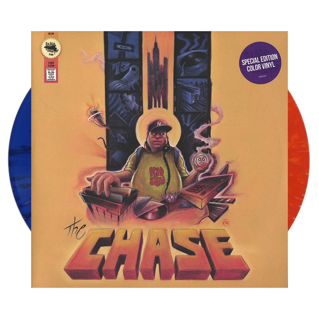 <!--2013111245-->Kid Tsunami - 'The Chase' [Streaming Audio]