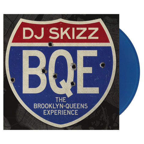 "[""DJ Skizz - 'BQE: The Brooklyn-Queens Experience' [(Blue) Vinyl LP]""]"