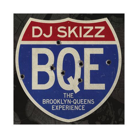 "[""DJ Skizz - 'BQE: The Brooklyn-Queens Experience' [(Black) Vinyl LP]""]"