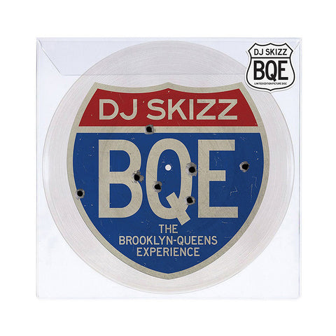 "[""DJ Skizz - 'BQE: The Brooklyn-Queens Experience' [(Picture Disc) Vinyl LP]""]"
