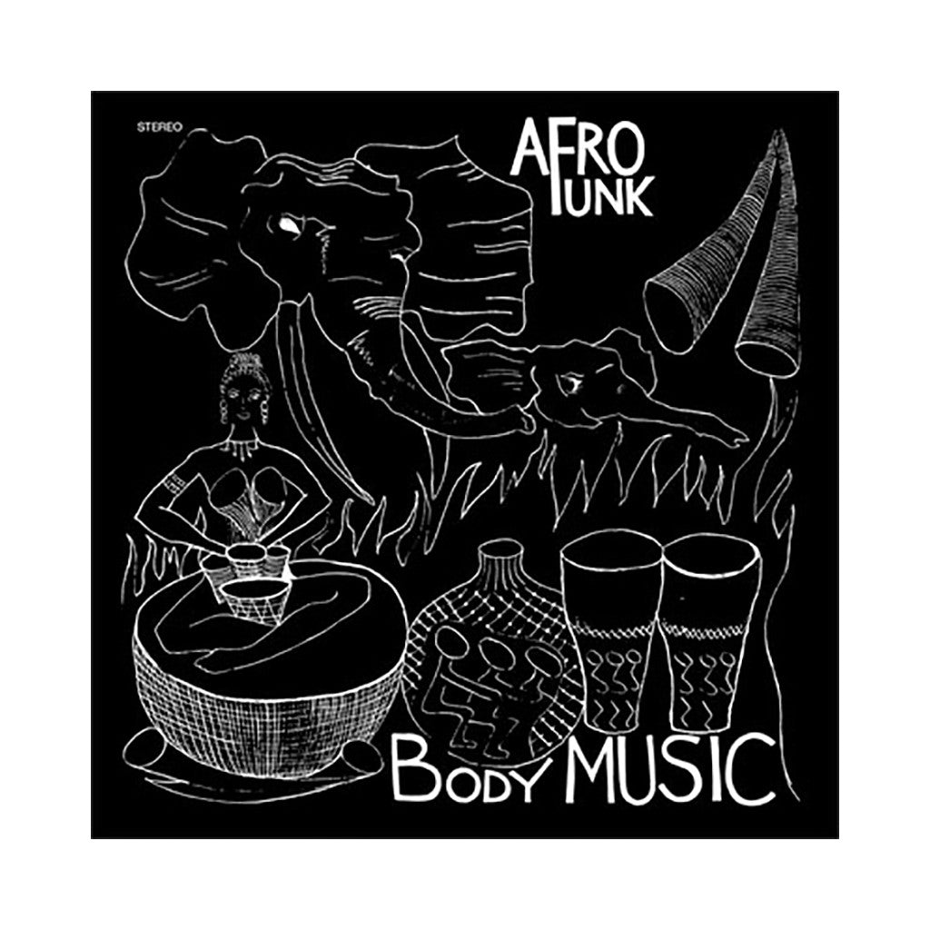 Afro Funk - 'Body Music' [CD]