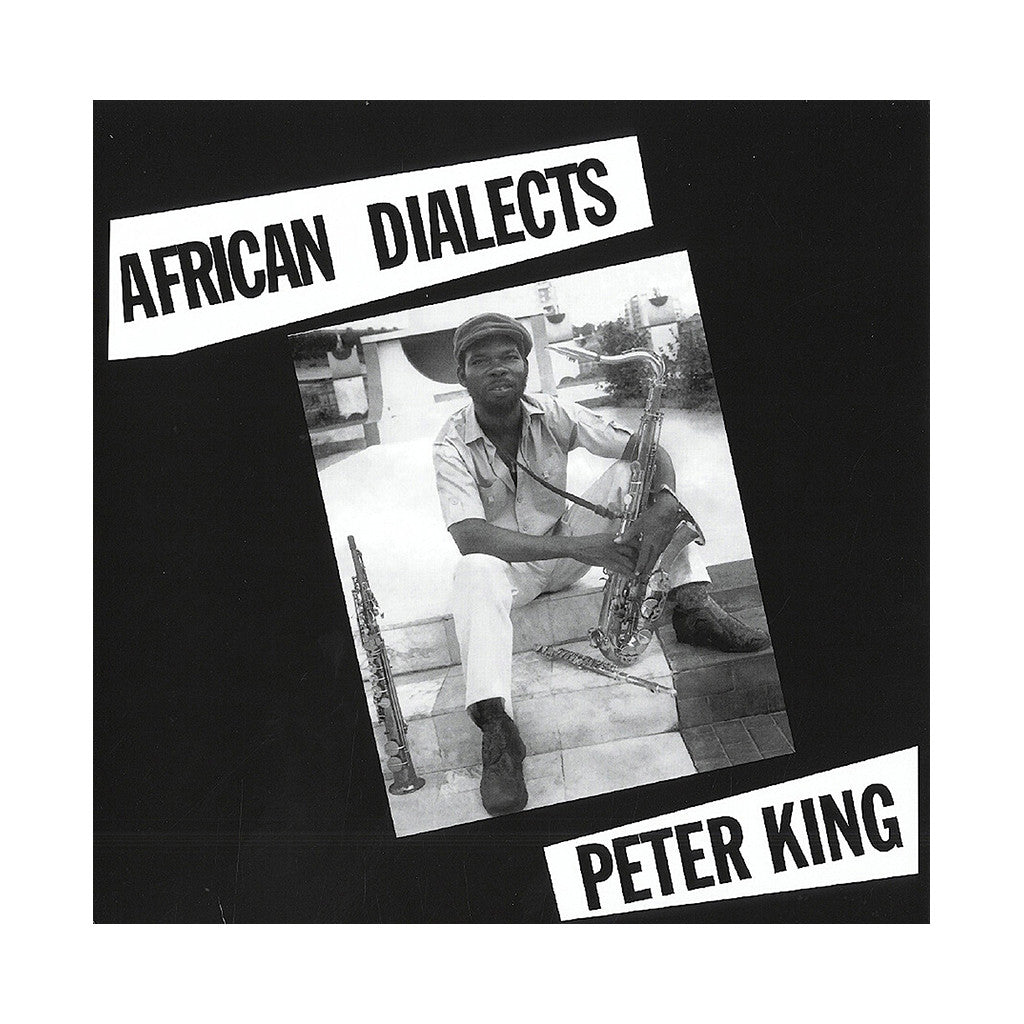 <!--120130219053533-->Peter King - 'African Dialects' [(Black) Vinyl LP]