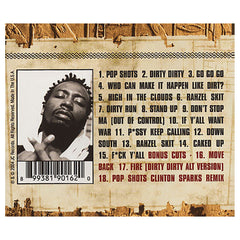 <!--020050104001875-->Ol' Dirty Bastard - 'Osirus: The Official Mixtape' [CD]