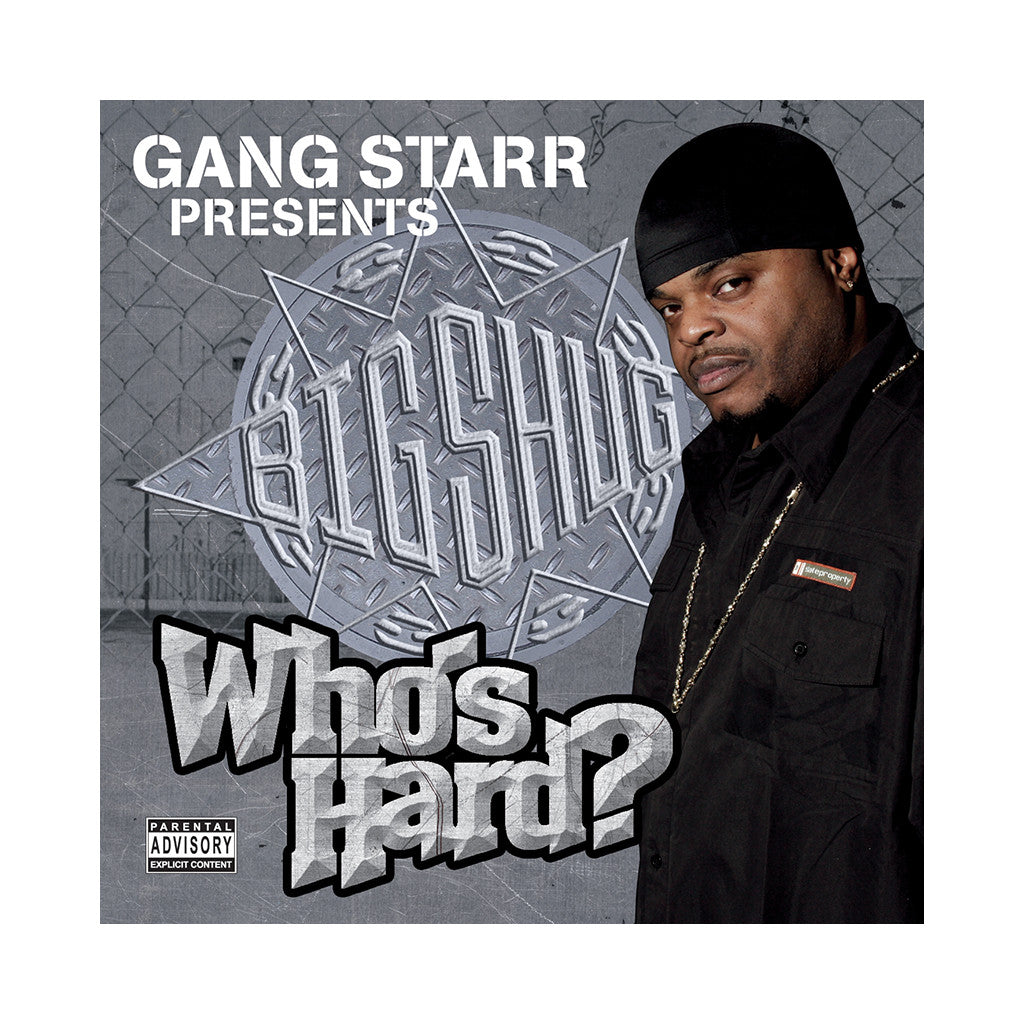 Big Shug - 'Who's Hard' [CD]