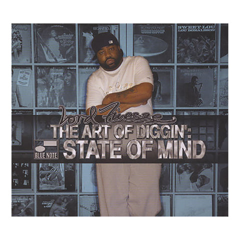 "[""Lord Finesse - 'The Art Of Diggin': Blue Note State Of Mind' [CD]""]"