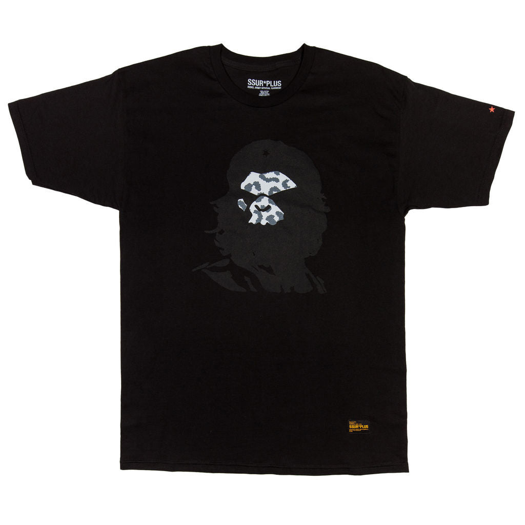 <!--2014121213-->SSUR - 'Panther Ra' [(Black) T-Shirt]