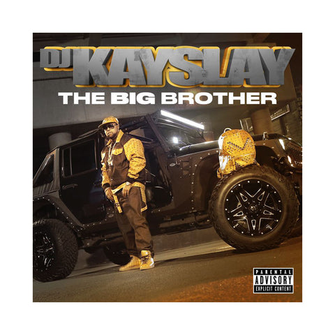 "[""DJ Kay Slay - 'The Big Brother' [CD]""]"