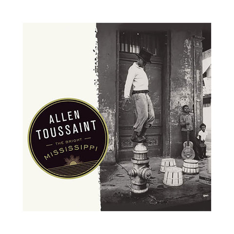 "[""Allen Toussaint - 'The Bright Mississippi' [CD]""]"
