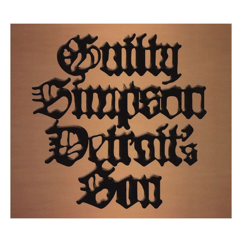 <!--2015091155-->Guilty Simpson - 'Dirty Glove' [Streaming Audio]