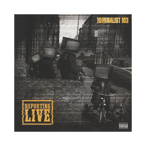 Journalist 103 - 'Reporting Live' [CD]