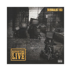 <!--020121030049119-->Journalist 103 - 'Reporting Live' [CD]