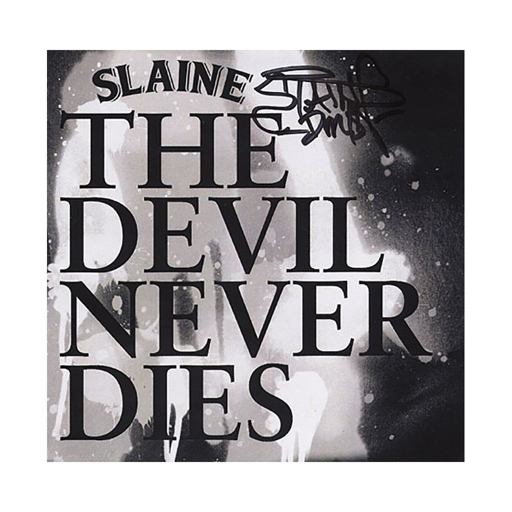 <!--2010111627-->Slaine - 'The Devil Never Dies' [CD]