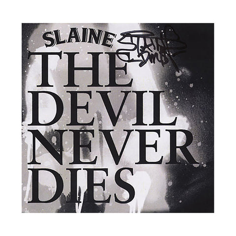 Slaine - 'The Devil Never Dies' [CD]