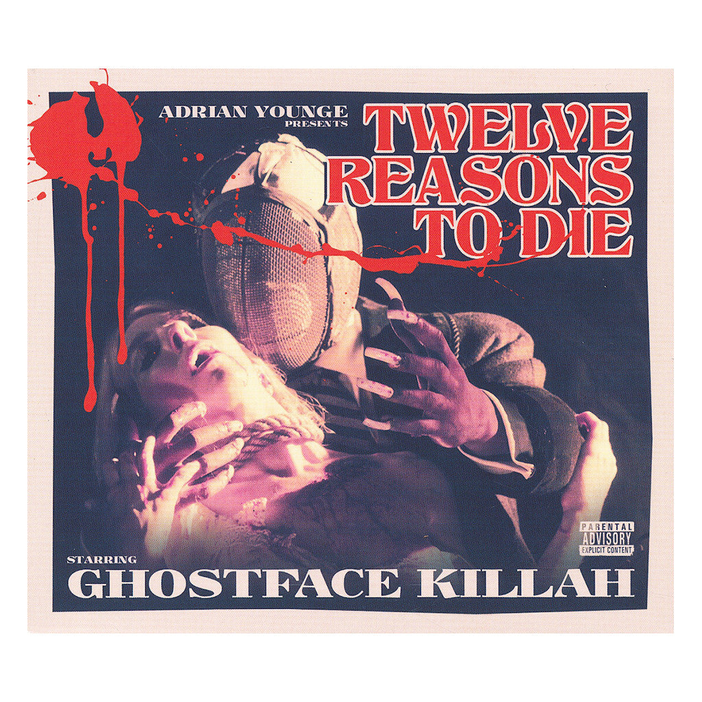 Ghostface Killah & Adrian Younge - 'Twelve Reasons To Die (Deluxe Edition)' [CD [2CD]]