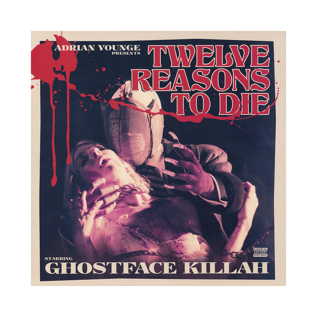 <!--2013031228-->Ghostface Killah & Adrian Younge - 'The Sure Shot (Parts 1 & 2)' [Streaming Audio]