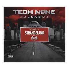 <!--120111108035939-->Tech N9ne - 'Welcome To Strangeland (Tech N9Ne Collabos)' [CD]