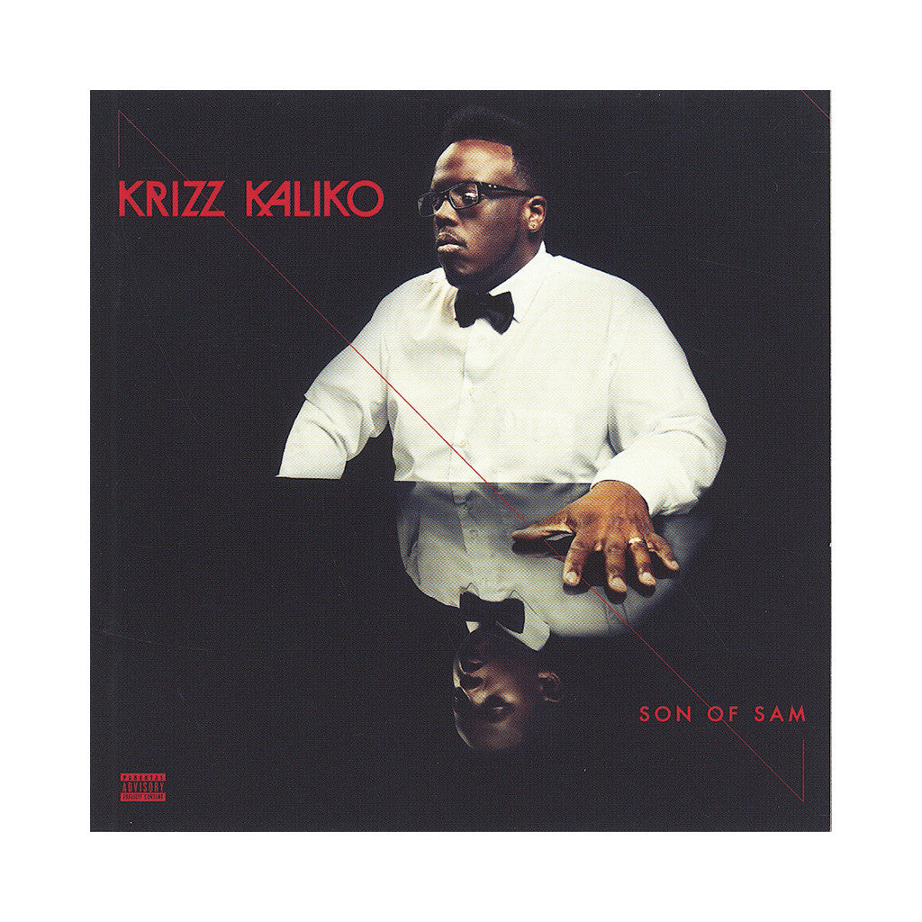 <!--120130827058561-->Krizz Kaliko - 'Son Of Sam' [CD]
