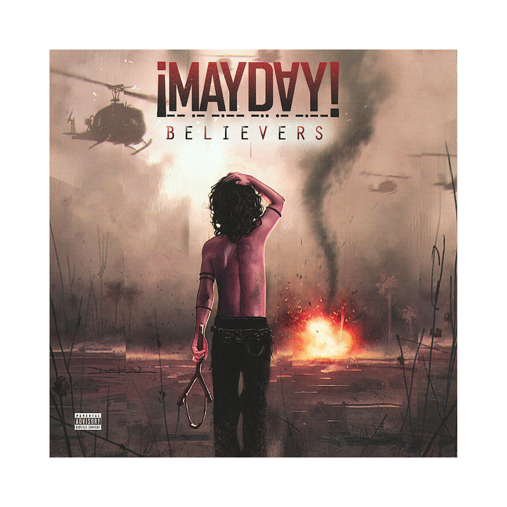 <!--120130716056918-->MAYDAY - 'Believers' [CD]