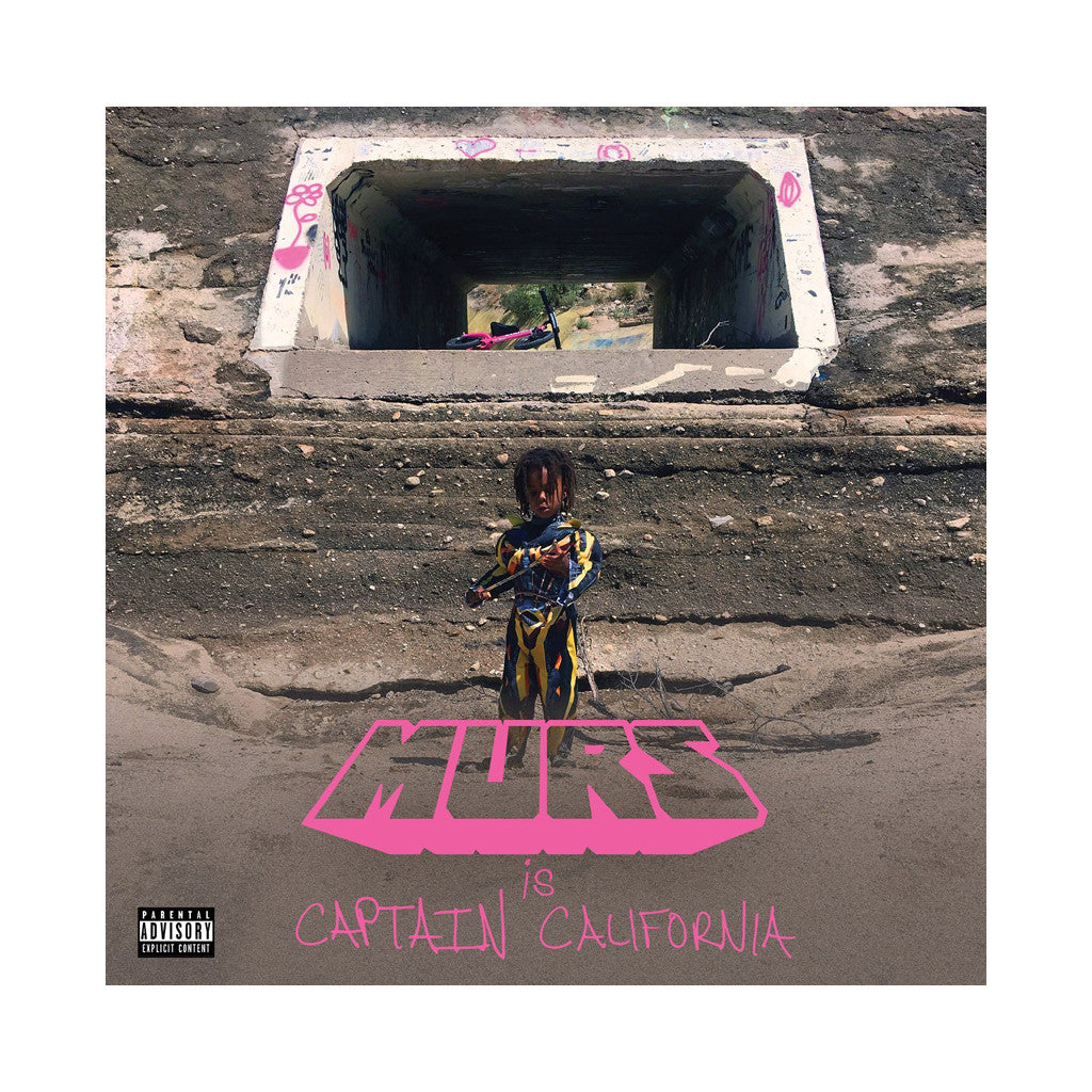 Murs - 'Captain California' [CD]