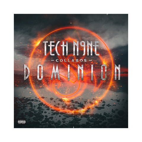 Tech N9ne - 'Dominion (Deluxe Edition)' [CD]
