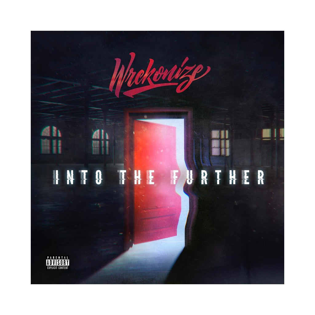 Wrekonize - 'Into The Further' [CD]