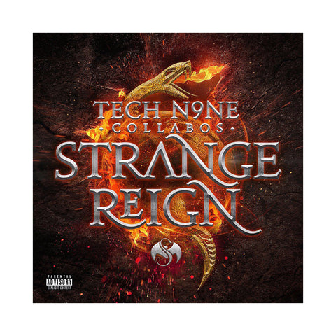 "[""Tech N9ne - 'Collabos: Strange Reign (Deluxe Edition)' [CD]""]"