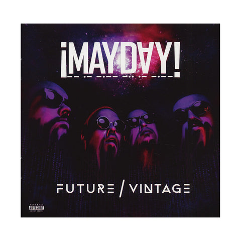 MAYDAY - 'Future Vintage' [CD]