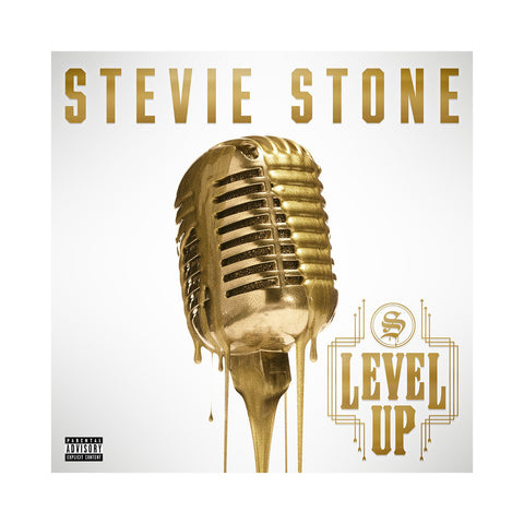 Stevie Stone - 'Level Up' [CD]