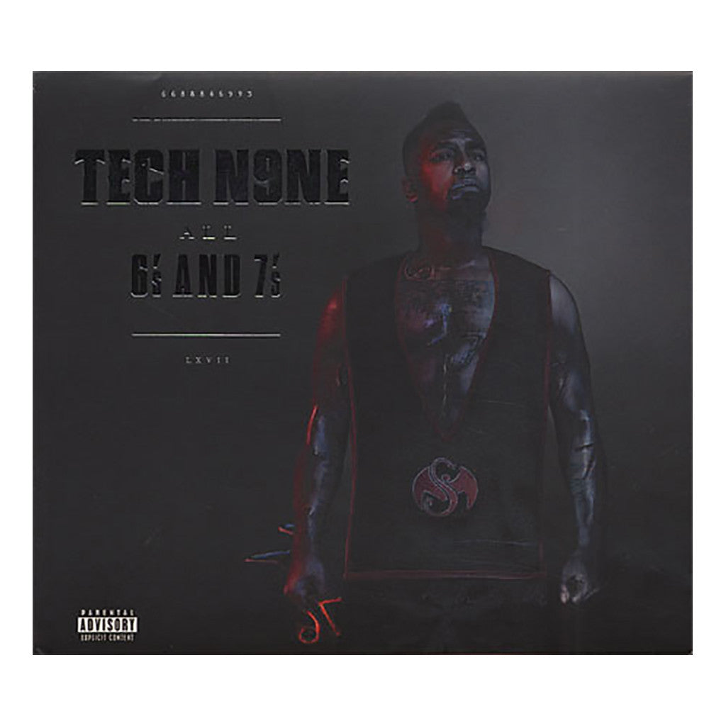 Tech N9ne - 'All 6's And 7's' [CD]