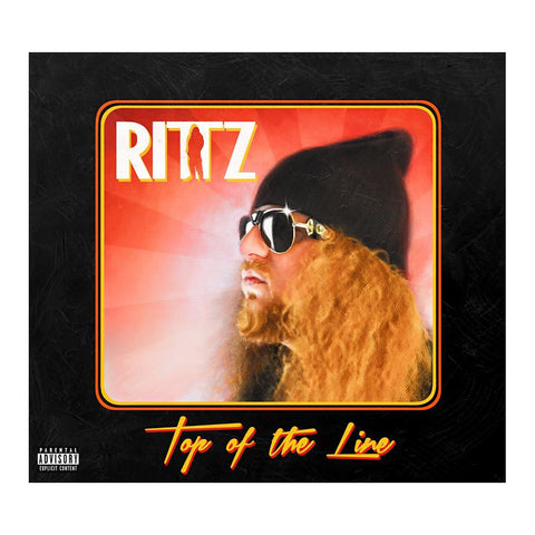 Rittz - 'Top Of The Line' [CD]